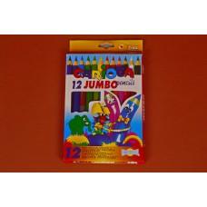 Карандаш 12 цв. Jambo «Carioca».