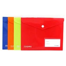 Папка - конверт с кнопкой