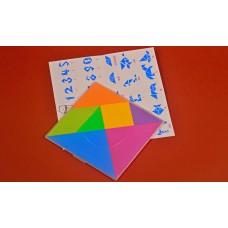 Головоломка - танграм CP-2966